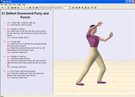 Tai Chi 3D screenshot